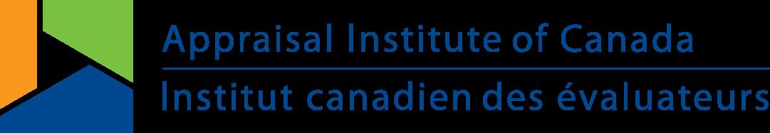 Appraisal Institute of Canada Logo