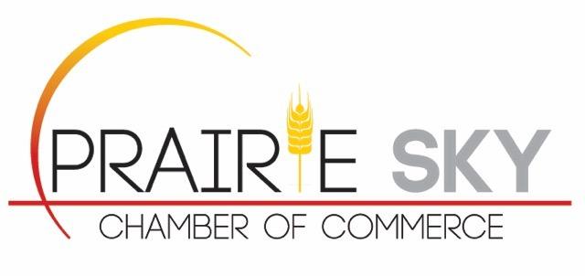 Prairie Sky Chamber of Commerce Logo